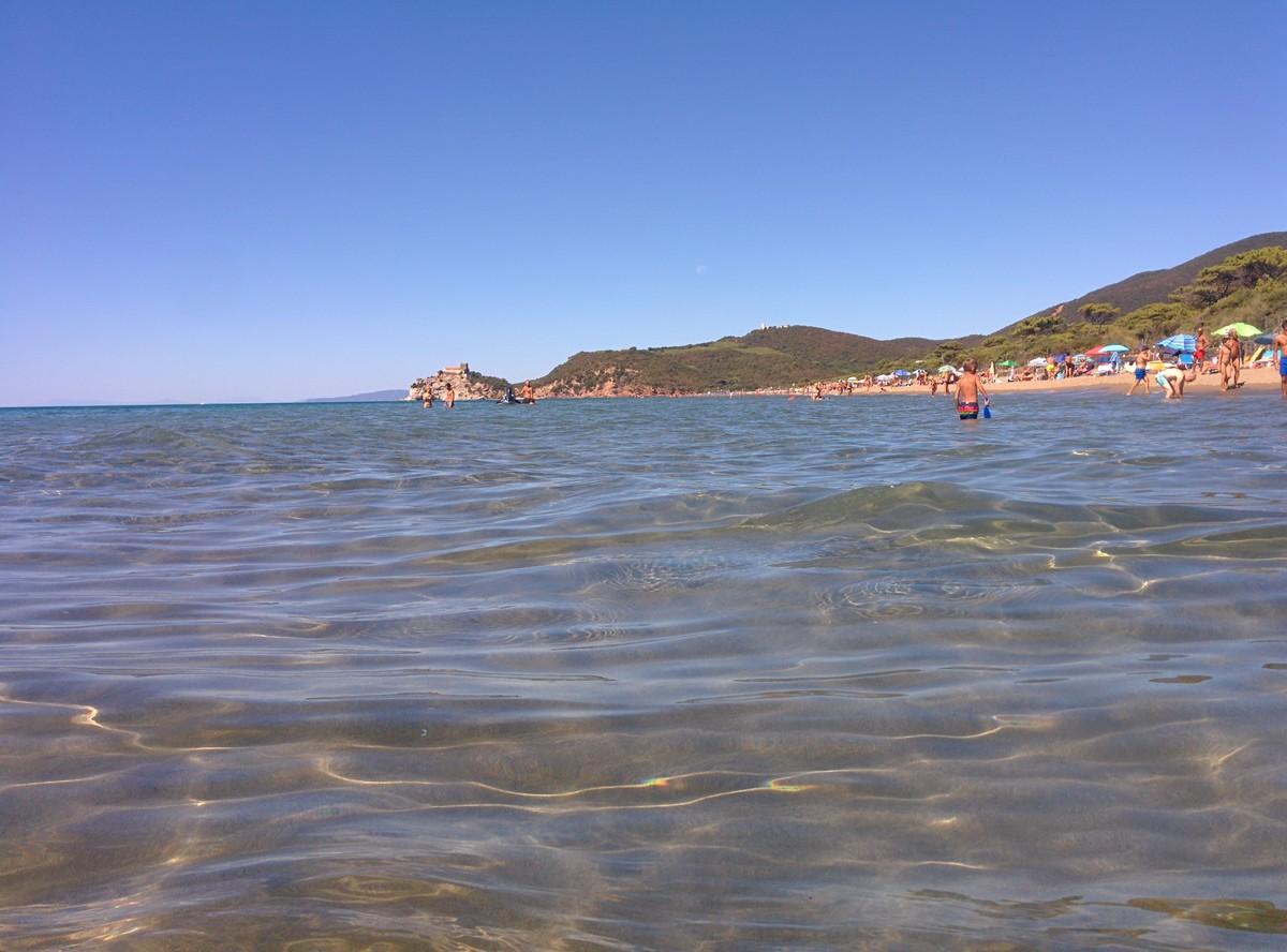 Mare - Castiglione della Pescaia