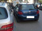 Parcheggio in seconda fila