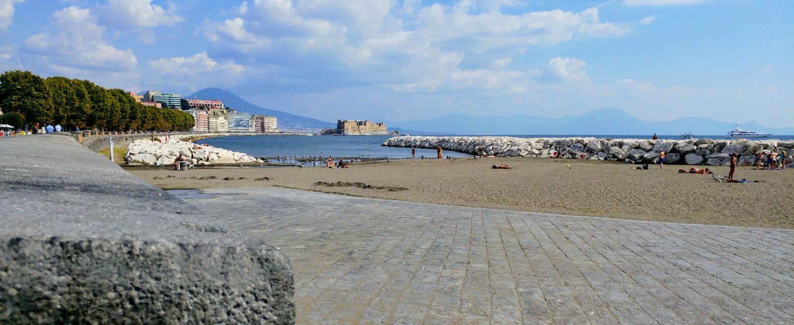 Vesuvio da Mergellina
