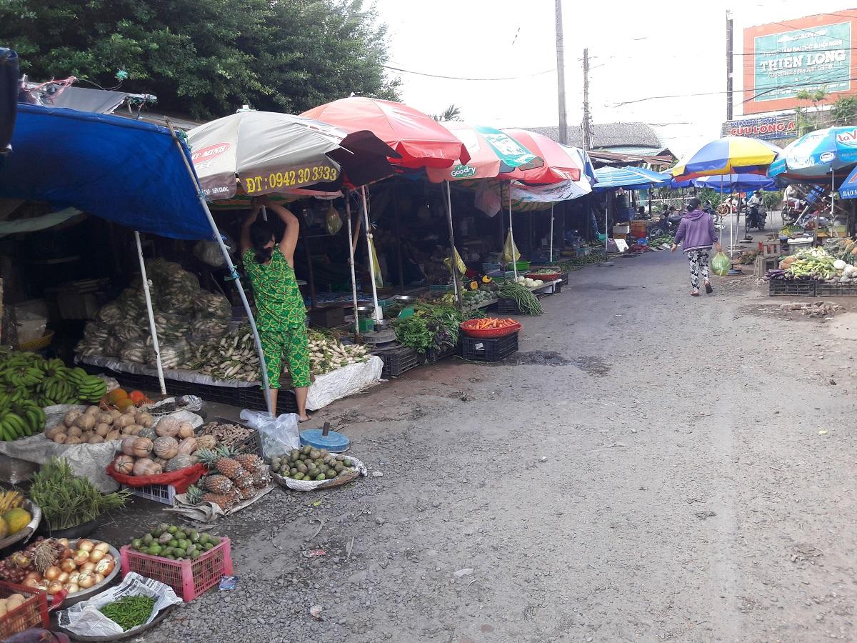Mercato Vinh Long