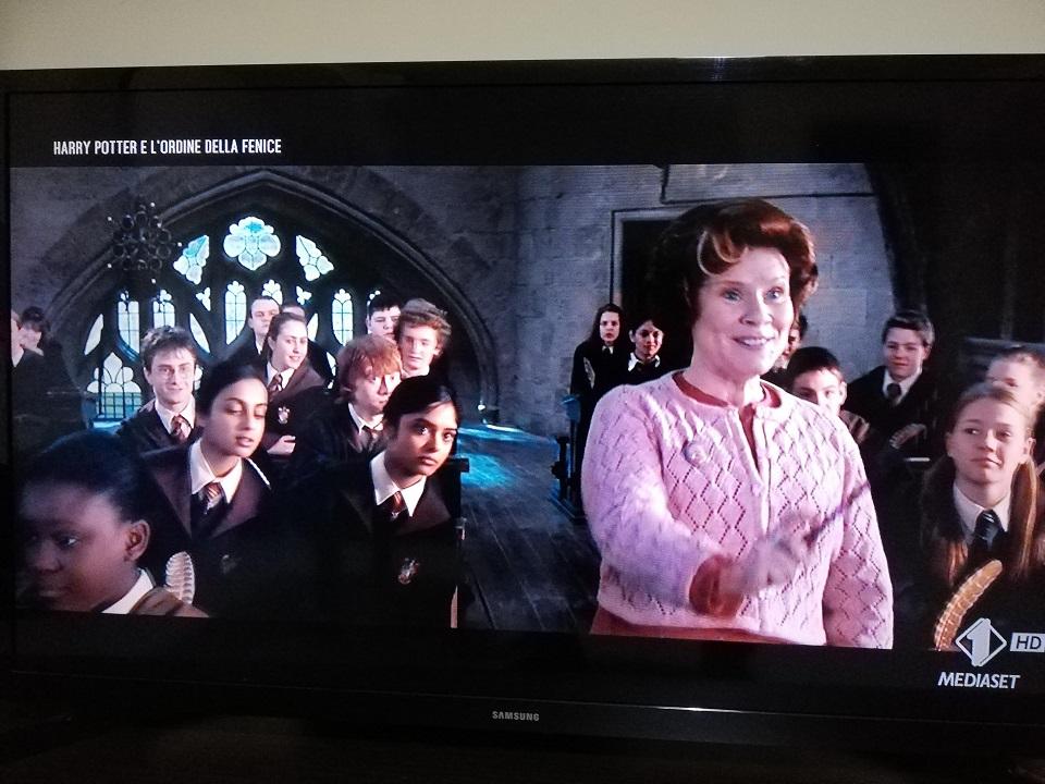Harry Potter in tv